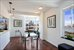 411 West End Avenue, 16D, Dining Room