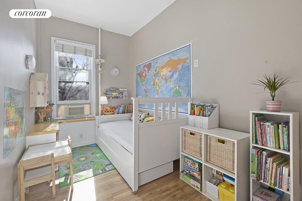 New York City Real Estate | View 92 Prospect Park West, #3B | Bedroom