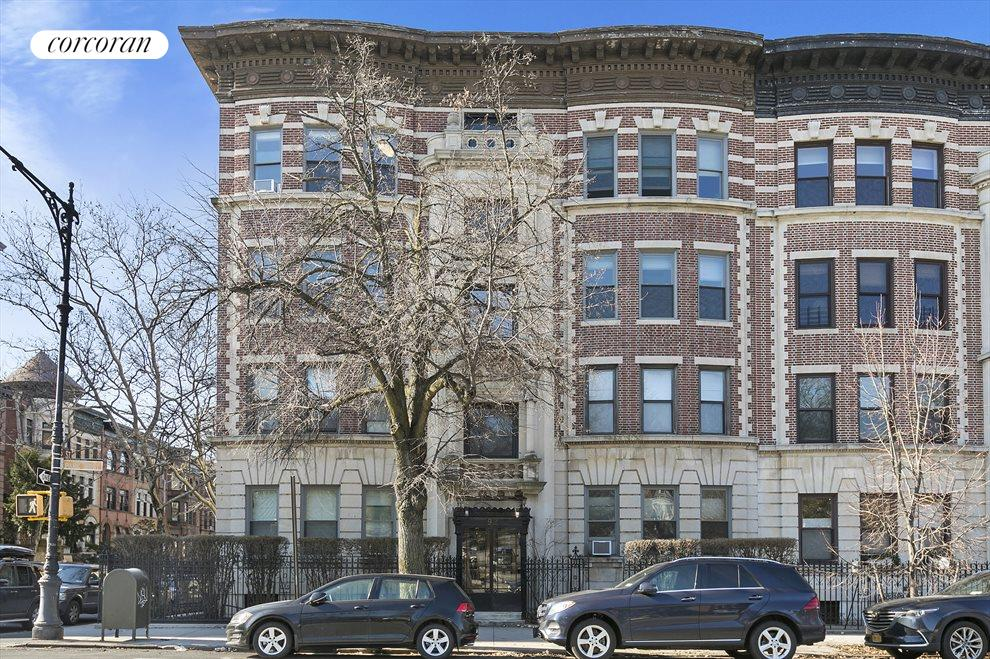 New York City Real Estate | View 92 Prospect Park West, #3B | Across the street from the Park