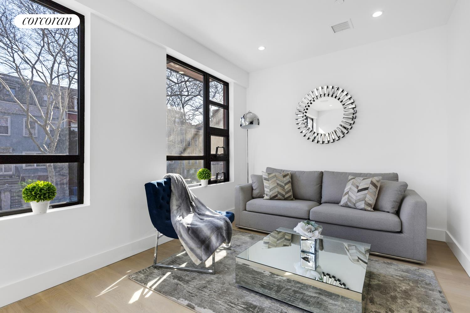 Corcoran, 149 Clifton Place, Apt. PH, Clinton Hill Real Estate ...