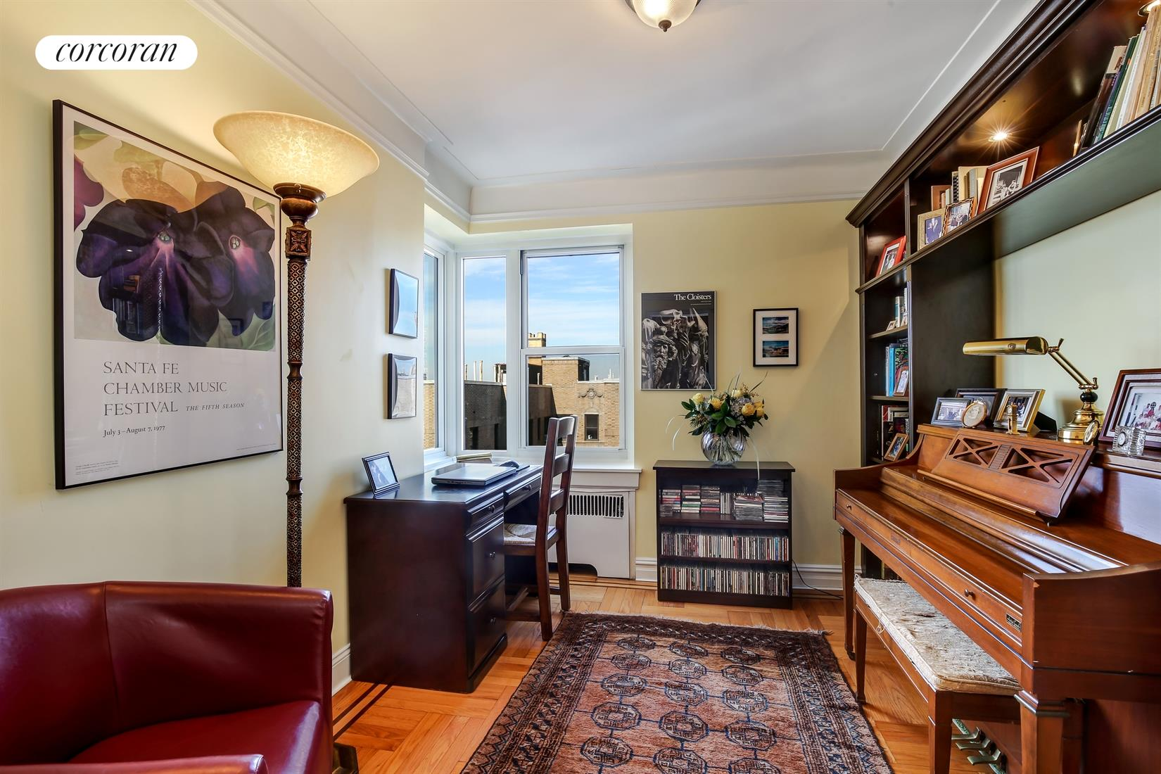 Exceptionnel 250 CABRINI BOULEVARD, 8C, Living/Dining Room