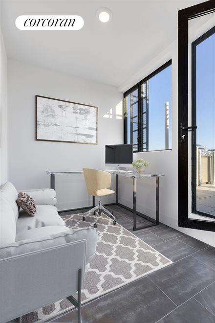 Penthouse Mezzanine w/ Private Outdoor Access