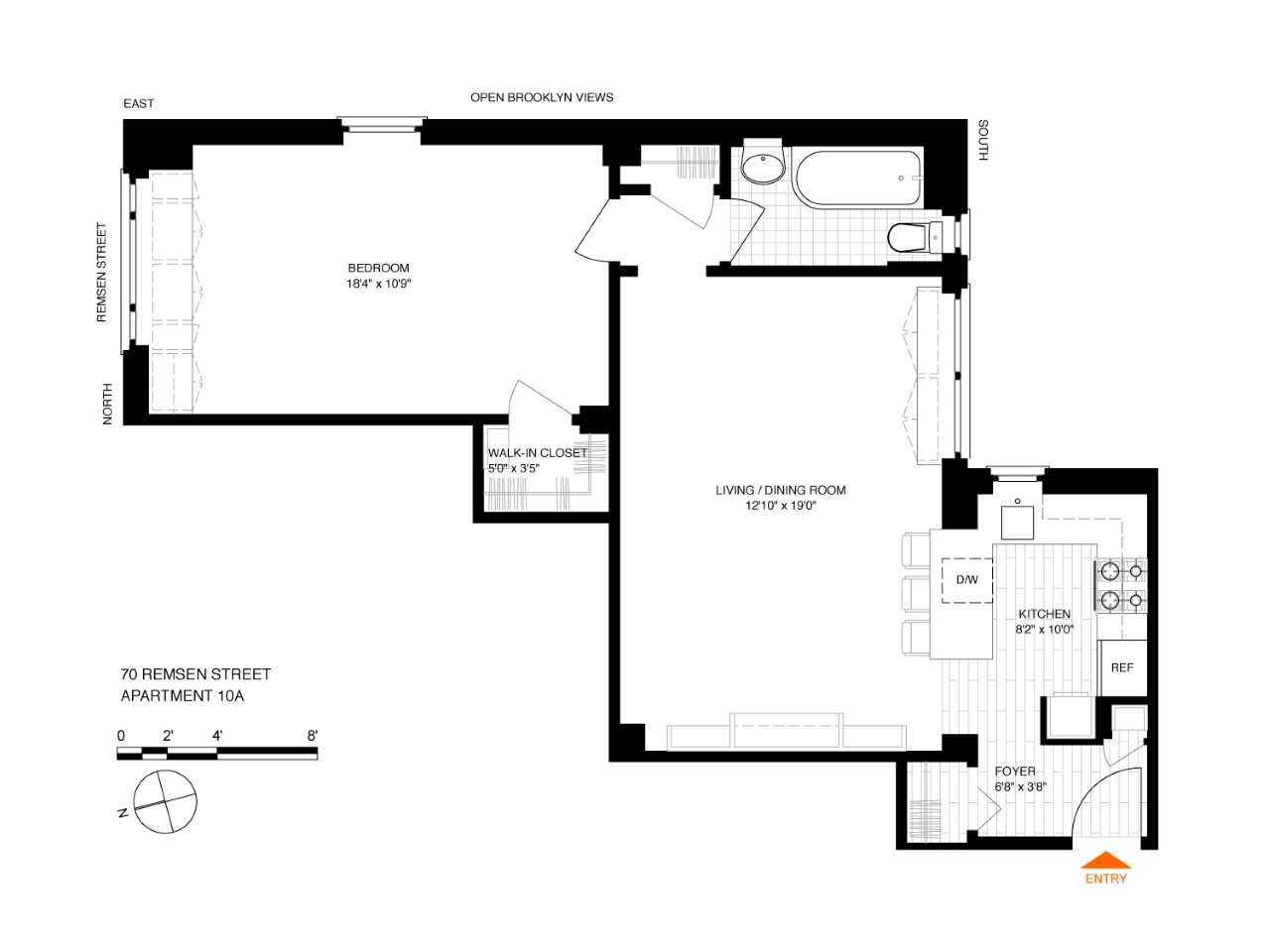Printable Floorplan