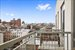 315 Gates Avenue, 6R, Private balcony with views