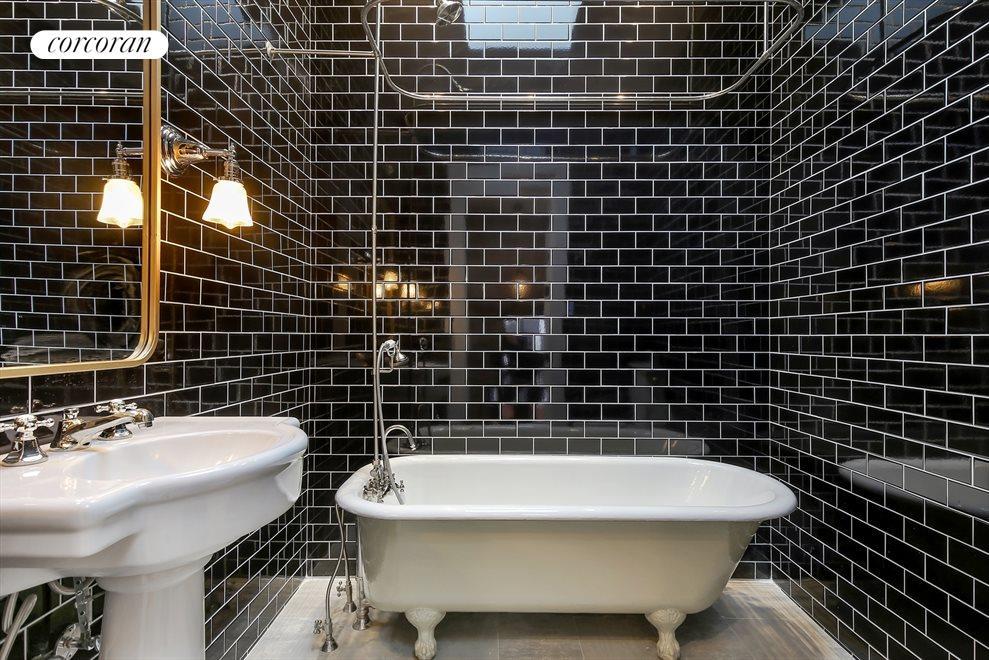 Bathroom with Skylights