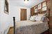212 East 88th Street, 4C, Bedroom with Exposed Brick