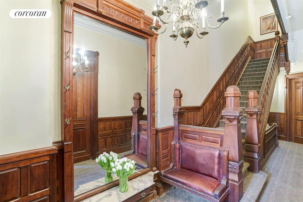 New York City Real Estate | View 313 Clinton Avenue, #1 | Grand Entry Foyer