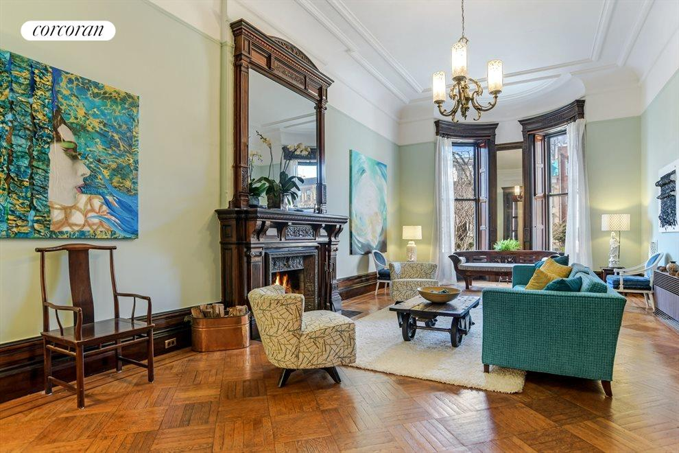 New York City Real Estate | View 313 Clinton Avenue, #1 | 3 Beds, 2 Baths