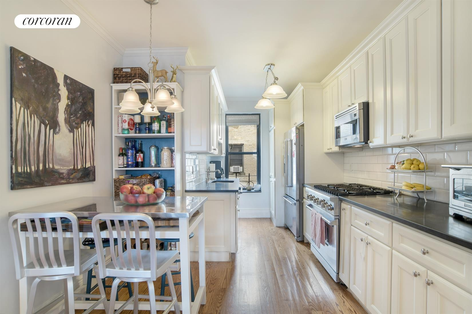 Corcoran, 125 Eastern Parkway, Apt. 6CK, Prospect Heights Real ...