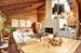 585 Daniels Ln, Vaulted Living/Dining Room