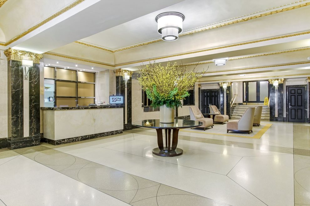 New York City Real Estate | View 27 West 72nd Street, #507 | Beautiful Building Lobby
