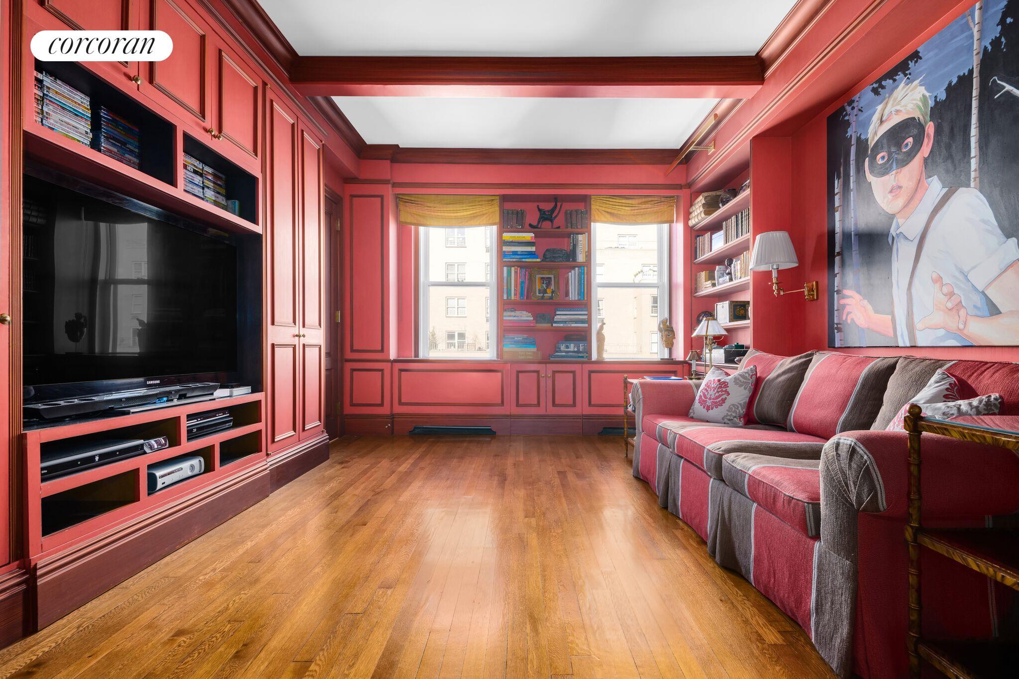 1235 Park Avenue, 12AB, Living Room