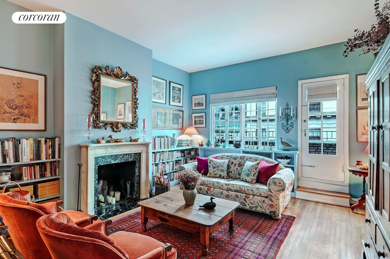 16 East 84th Street, 5A, Living Room