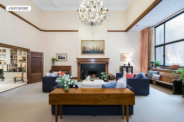 Corcoran rose ann nielsen west side gallery 221 columbus for Furniture 86th street brooklyn