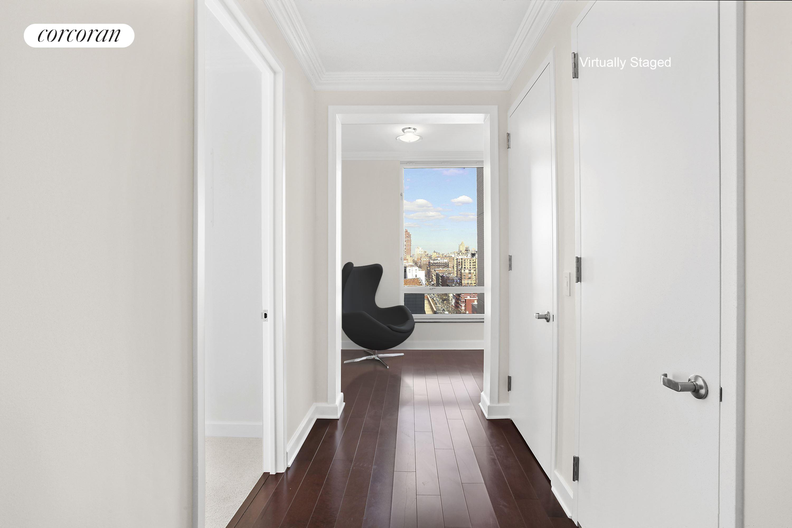 150 COLUMBUS AVE, 17F, Living Room