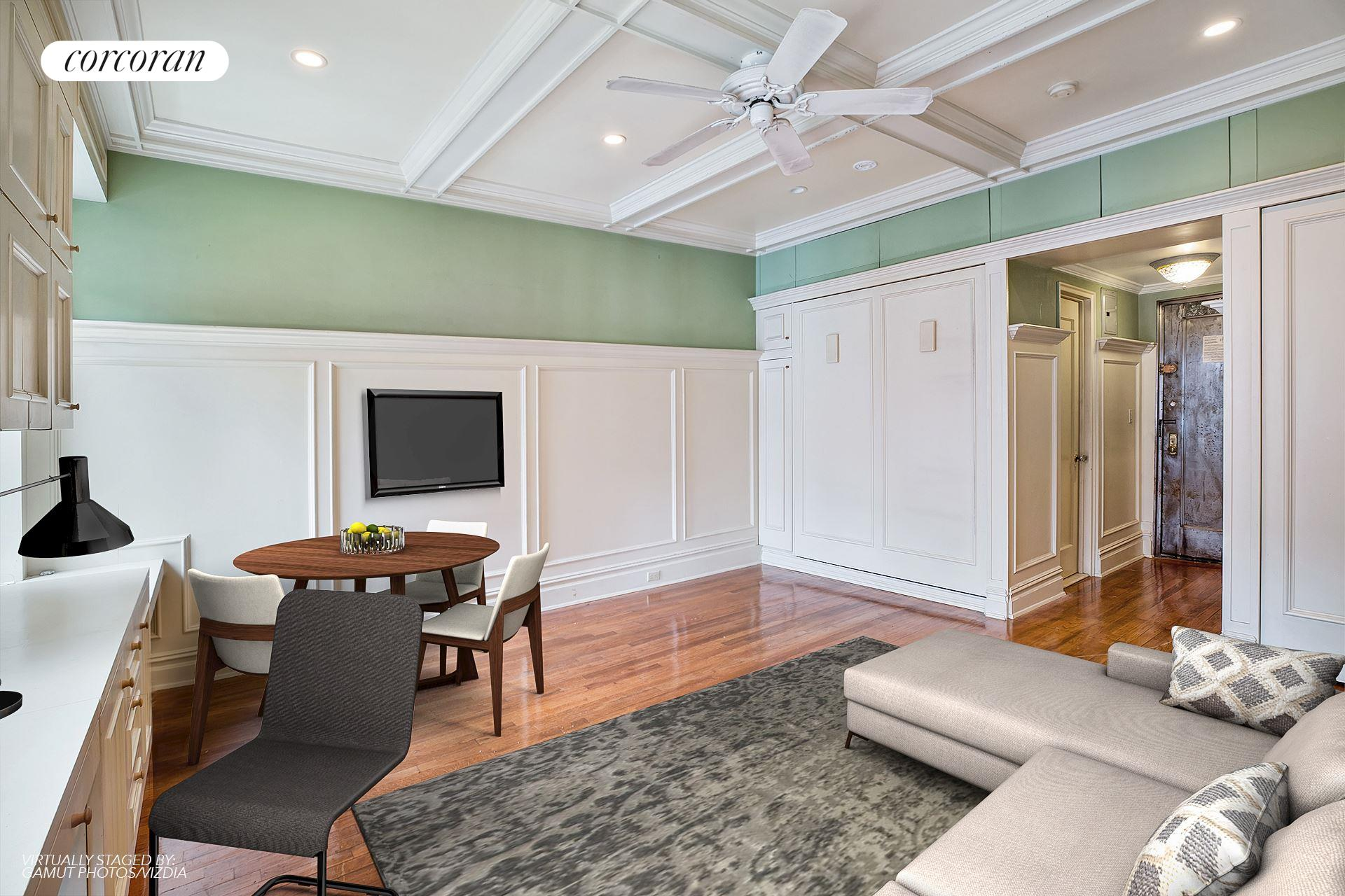 175 East 93rd Street, 3A, Living Room