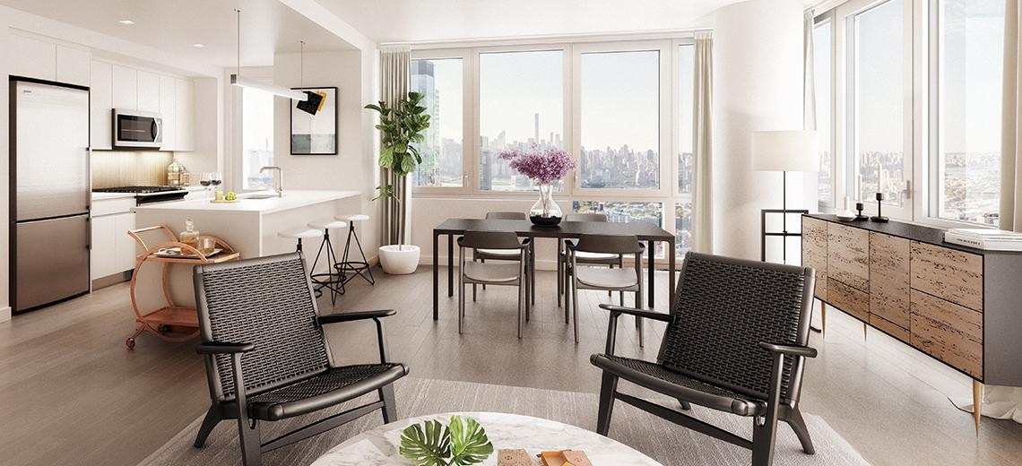 Alta LIC - New Long Island City Apartments | CitiHabitats com