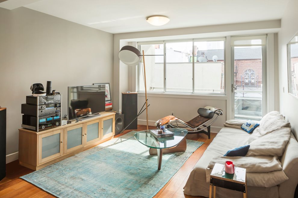 New York City Real Estate | View Baxter Street | 1 Bed, 1 Bath