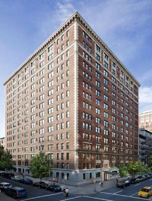 845 WEA Building Exterior