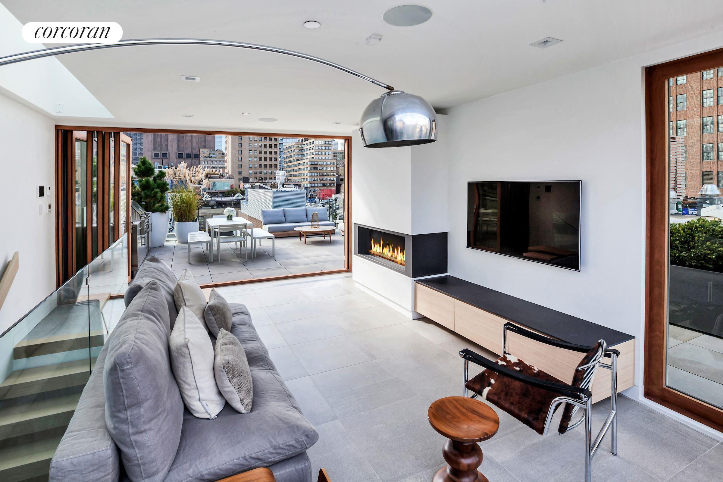 Corcoran, 44 LISPENARD ST, Apt. Penthouse, Tribeca Real Estate ...