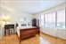 300 East 95th Street, 2B, North-Facing Bedroom