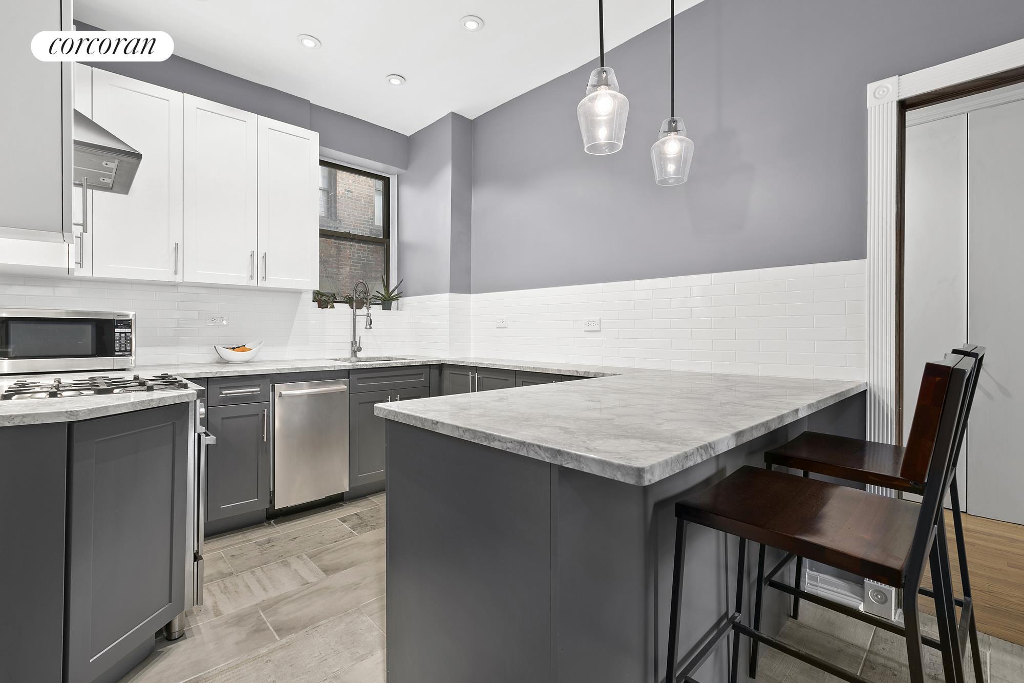Corcoran, 404 West 48th Street, Apt. 3B, Clinton Real Estate ...