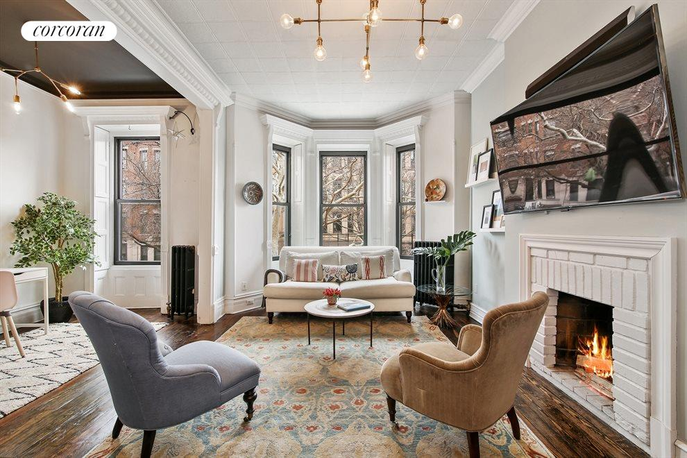 New York City Real Estate | View 801 Union Street, #2 | 3 Beds, 1 Bath