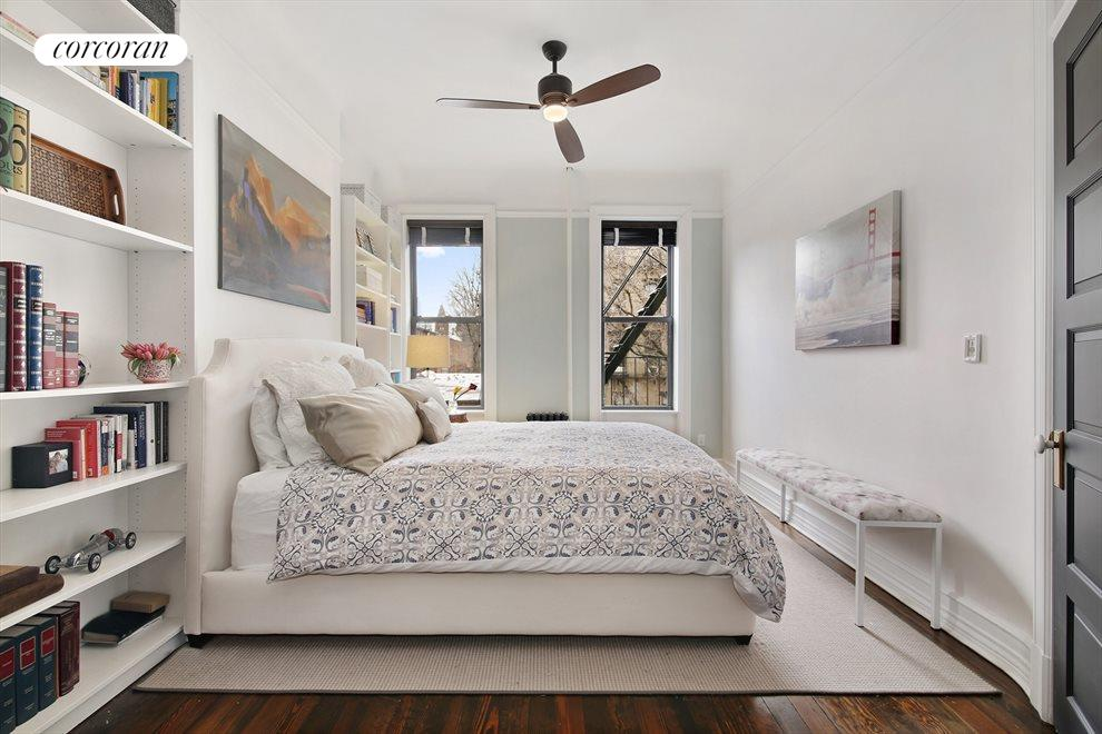 New York City Real Estate | View 801 Union Street, #2 | Master Bedroom