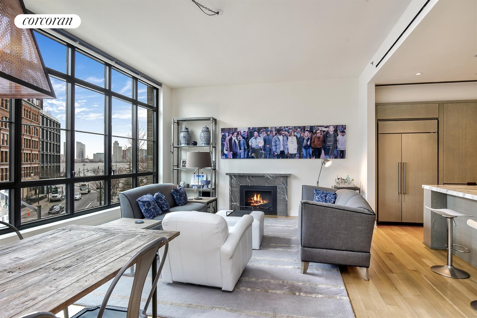 Condominium for Rent at The Arman, 482 Greenwich Street 3-Flr 482 Greenwich Street New York, New York 10013 United States