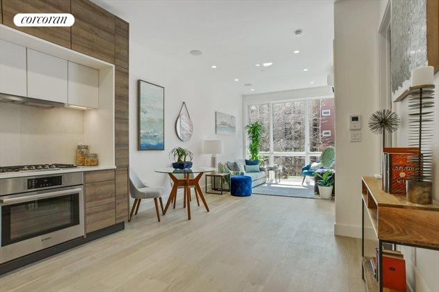 134 Quincy Street, Apt. 1, Clinton Hill