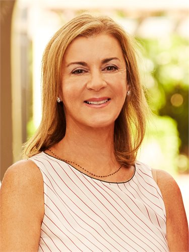 Candace Friis, a top realtor in South Florida for Corcoran, a real estate firm in Delray Beach/Gulf Stream.