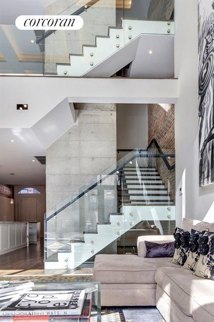 Architectural Stairwell