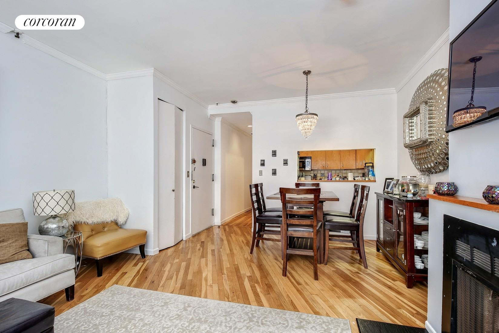 Corcoran, 161 Remsen Street, Apt. 2C, Brooklyn Heights Real Estate ...