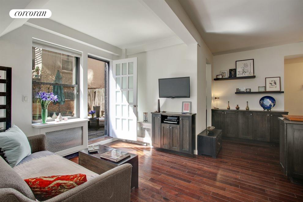 New York City Real Estate | View 100 West 12th Street, #1A | 1 Bath
