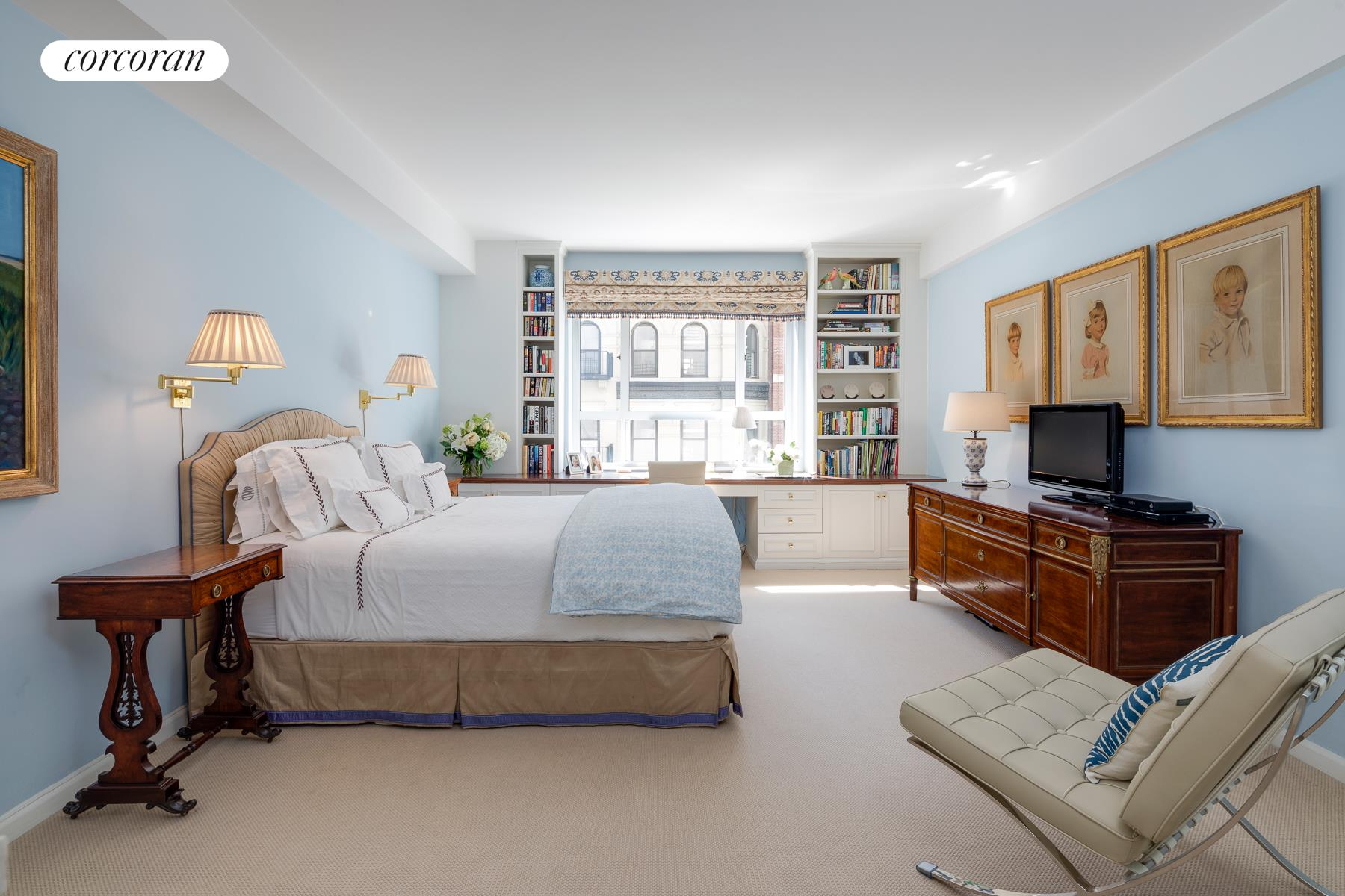 15 East 91st Street, 7B, Living Room