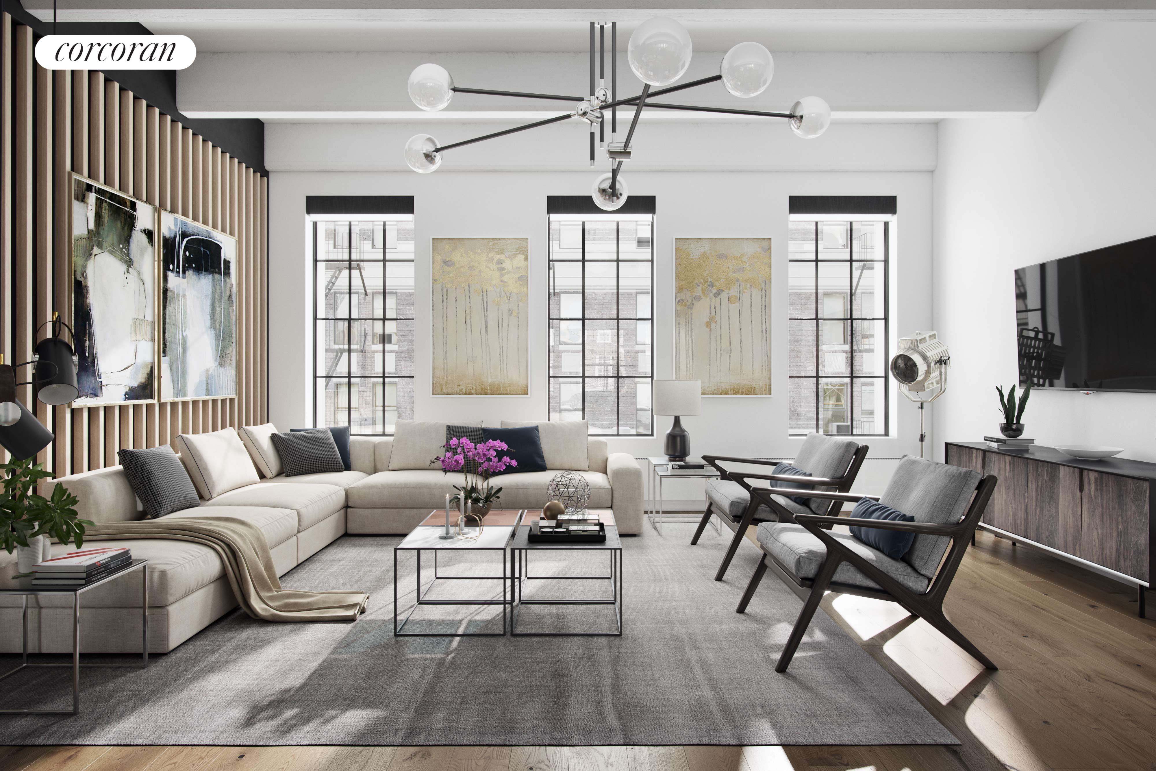 Corcoran, 40 RENWICK ST, Apt. 3rdFloor, Soho/Nolita Real Estate ...