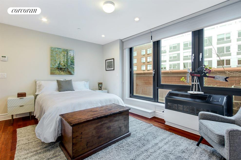 New York City Real Estate | View 233 Pacific Street, #4D | Large MBR with terrace access and en-suite bath