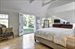 Amagansett, Master bedroom with ensuite Bath