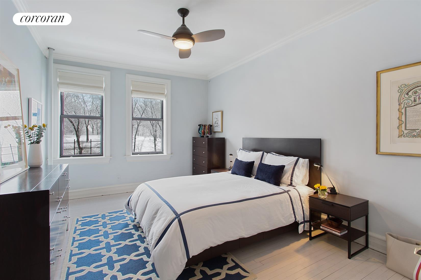 Corcoran, 61 Eastern Parkway, Apt. 4C, Prospect Heights Real Estate ...