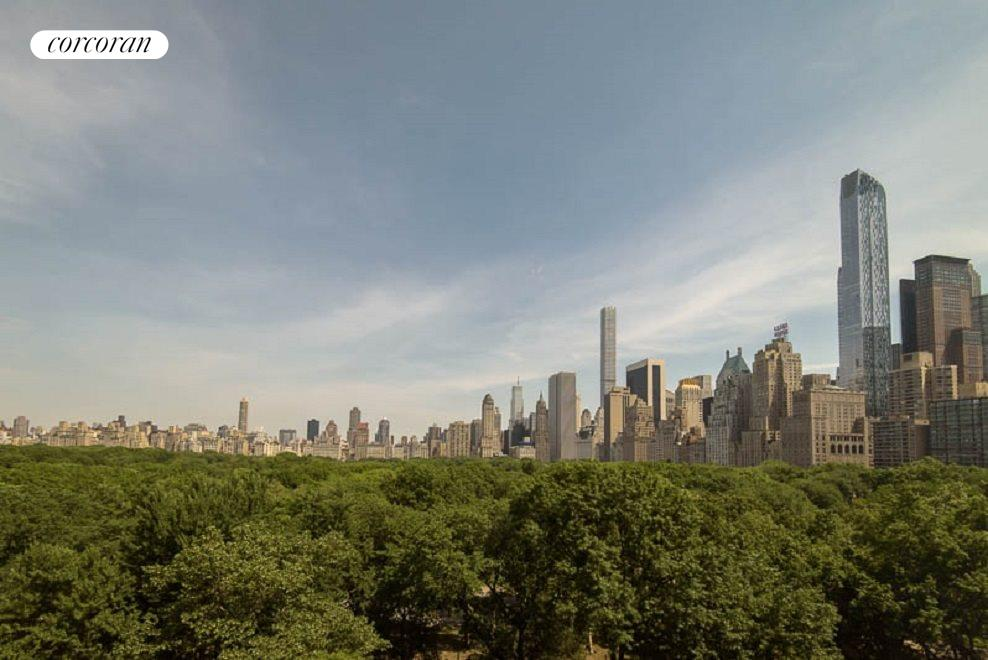 Open Views of Central Park