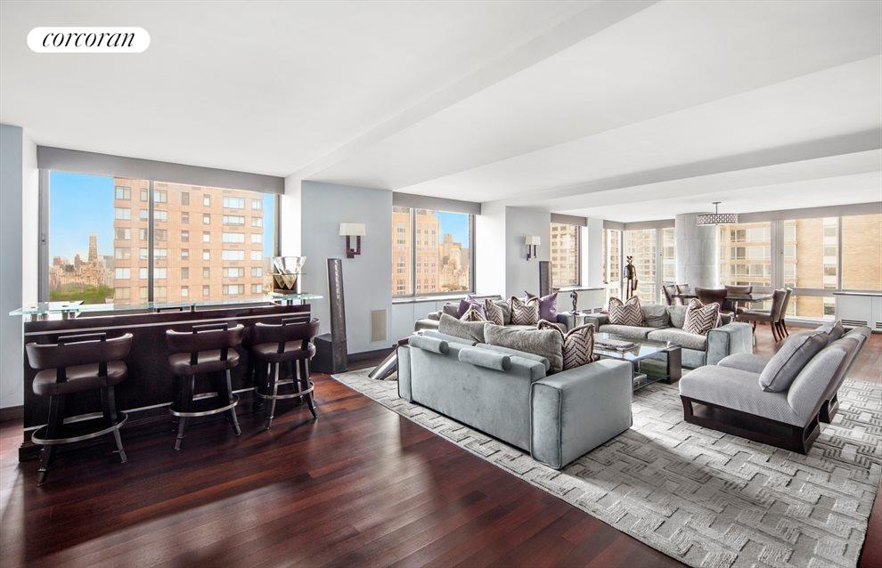 New York City Real Estate | View 111 West 67th Street, #28A | 4 Beds, 3 Baths