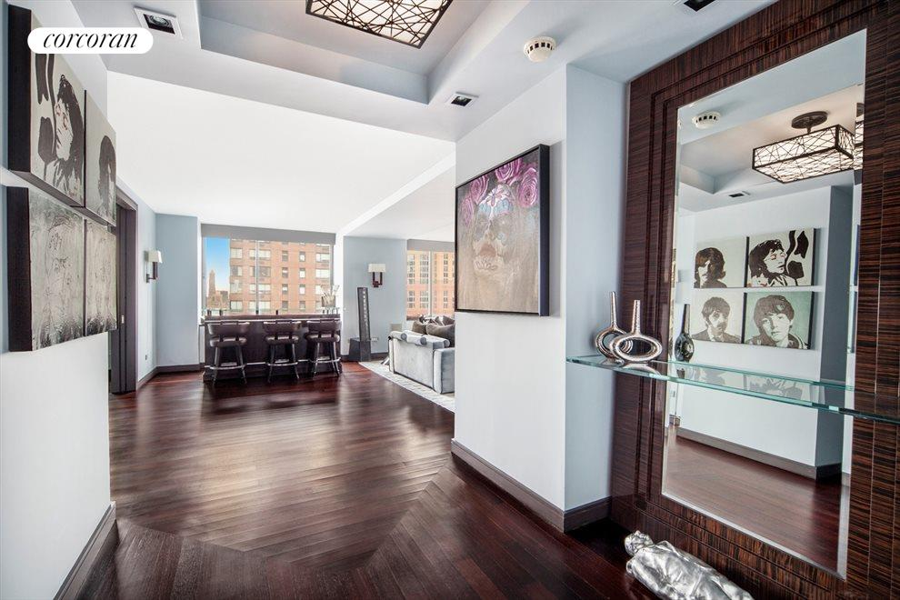 New York City Real Estate | View 111 West 67th Street, #28A | Entry Foyer