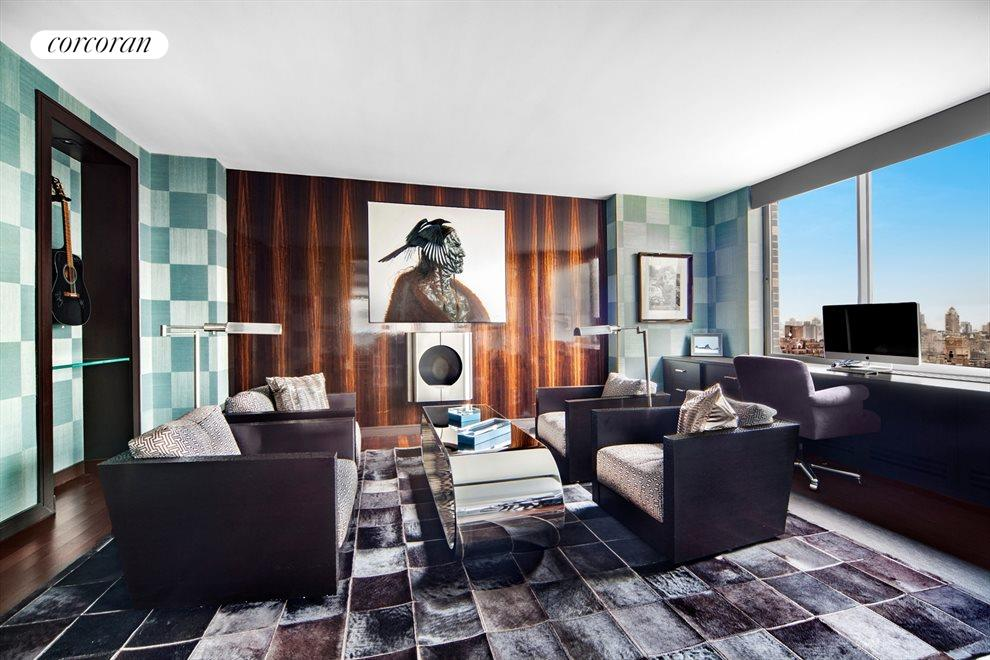 New York City Real Estate | View 111 West 67th Street, #28A | Library