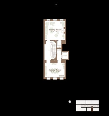 New York City Real Estate | View 141 West 11th Street | Floorplan 2
