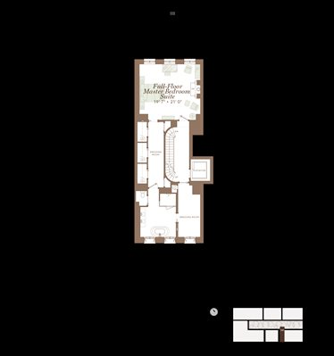 New York City Real Estate | View 141 West 11th Street | Floorplan 3