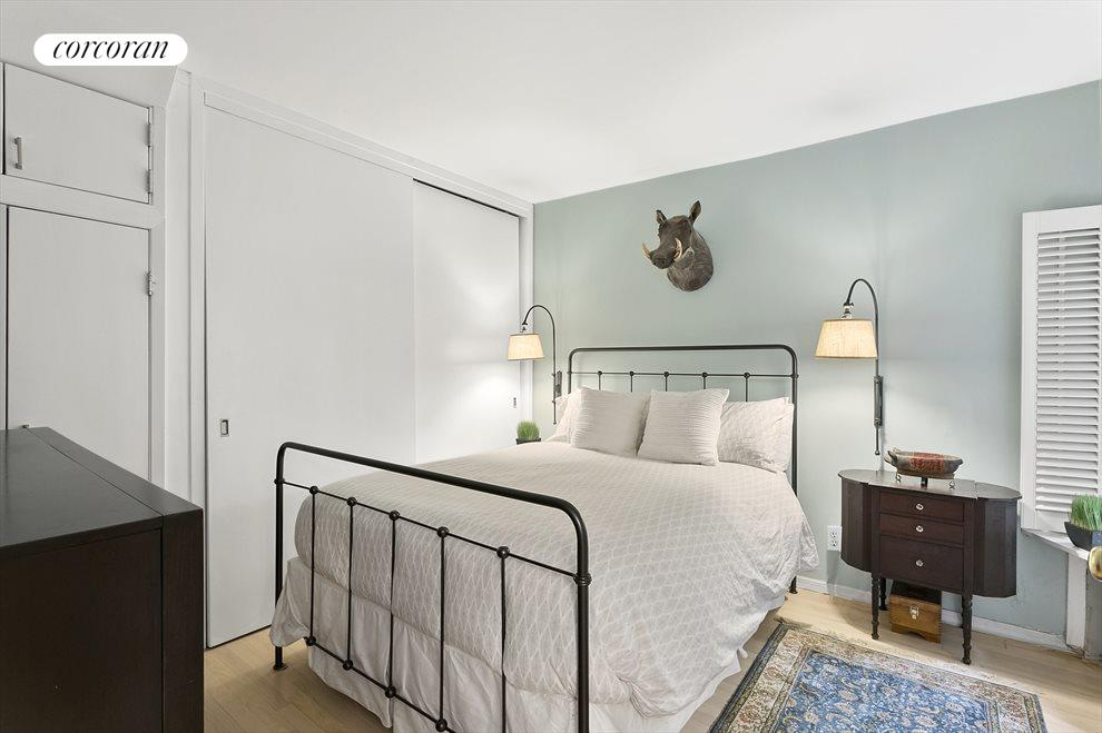 Plenty of closet space in this Master Bedroom