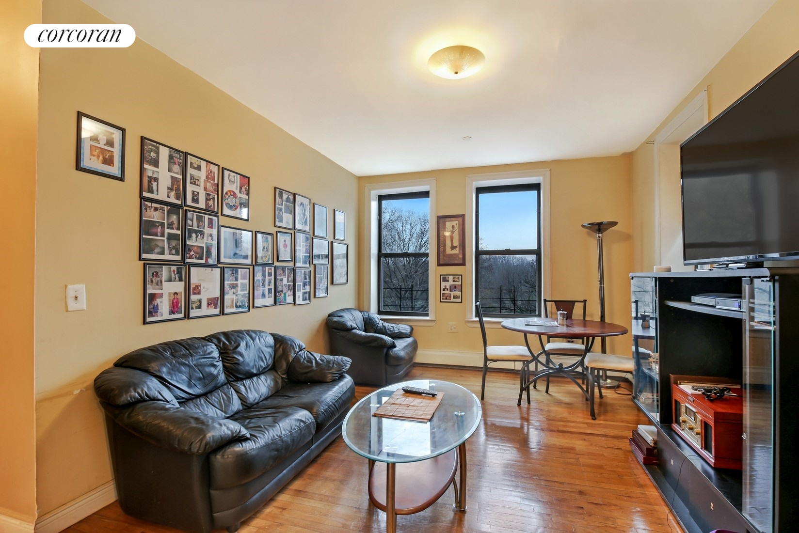45 West 110th Street, 5D, Living Room