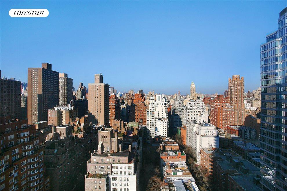 New York City Real Estate | View 300 East 74th Street, #26D | Sweeping Views!