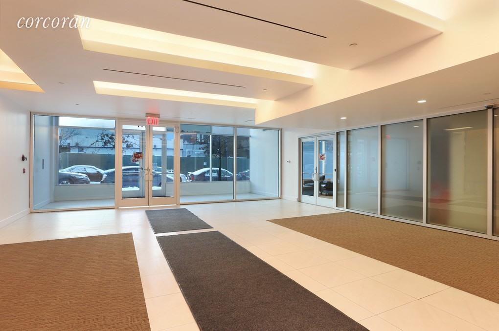 111 Steuben Street, 3F, Gracious lobby with video security