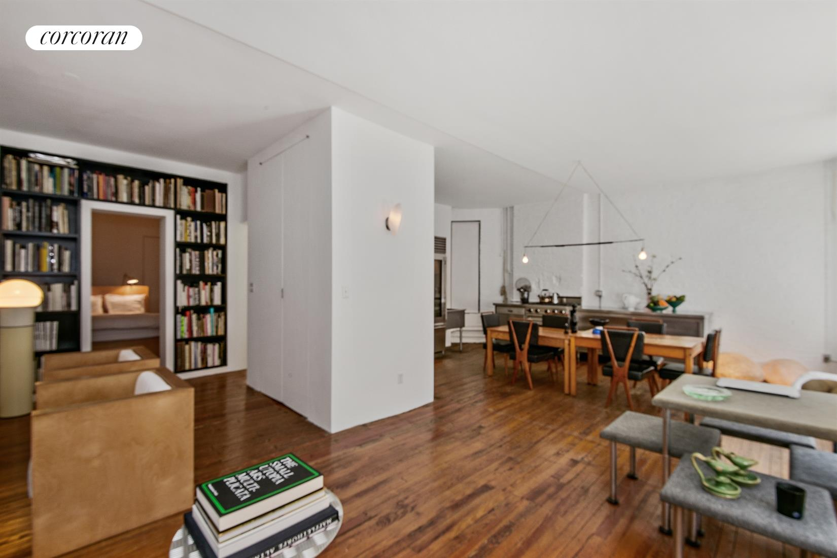 225 East 4th Street, 7, Living Room